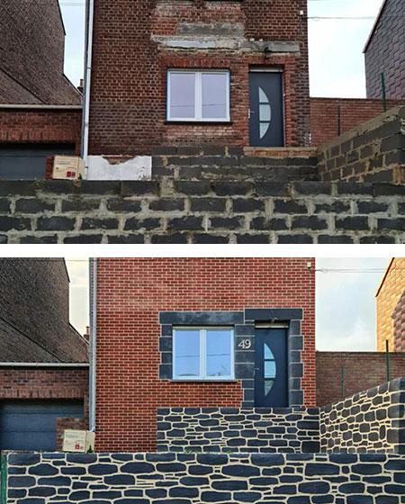 Rénovation de maison à Maubeuge